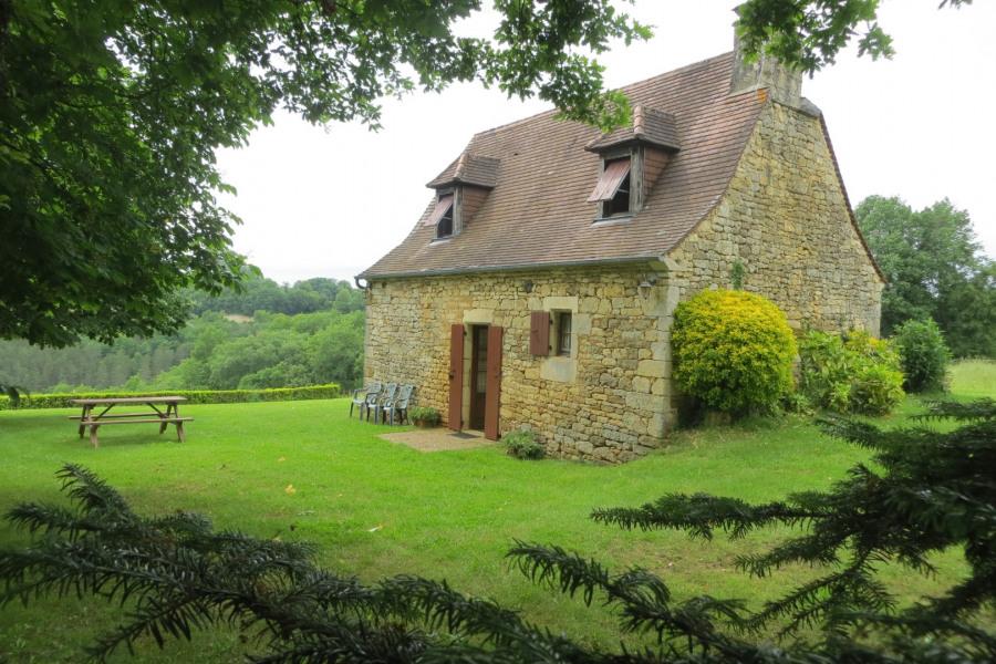 Holiday rentals Sarlat-la-Canéda - Cottage - 6 persons - BBQ - Photo N° 1
