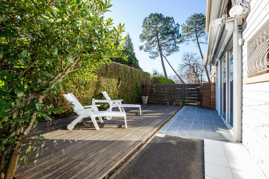 Location vacances Andernos-les-Bains -  Appartement - 2 personnes - Barbecue - Photo N° 1
