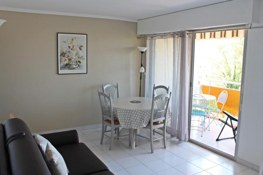 Location vacances Fréjus -  Appartement - 4 personnes - Salon de jardin - Photo N° 1