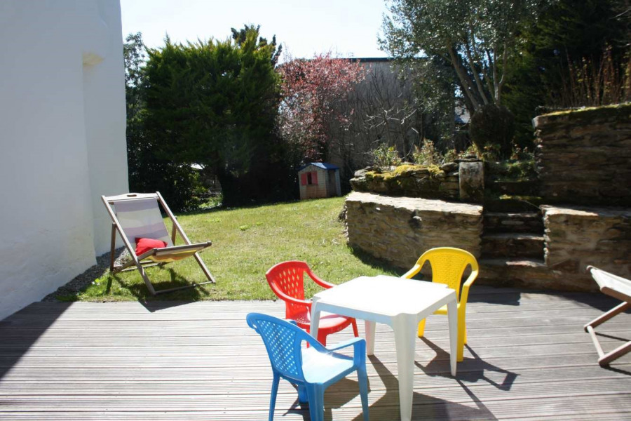 Holiday rentals Sarzeau - House - 5 persons - Washing machine - Photo N° 1
