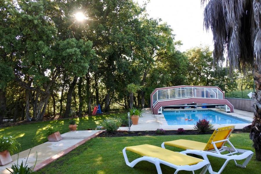 Location vacances Trouillas -  Maison - 6 personnes - Barbecue - Photo N° 1