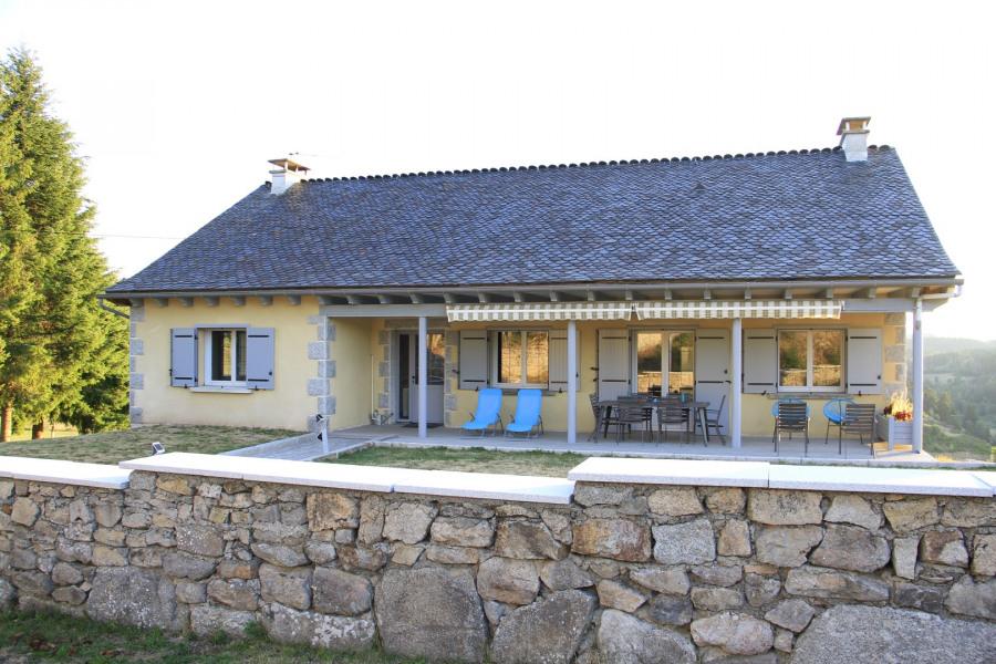 Location vacances Rimeize -  Gite - 8 personnes - Barbecue - Photo N° 1