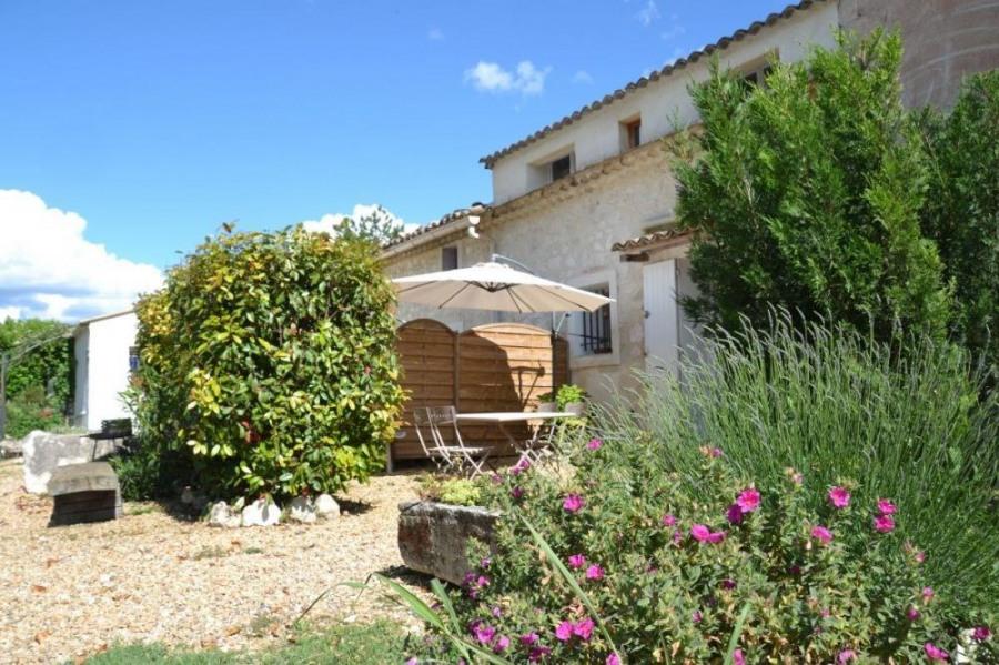 Location vacances Cabannes -  Gite - 4 personnes - Jardin - Photo N° 1
