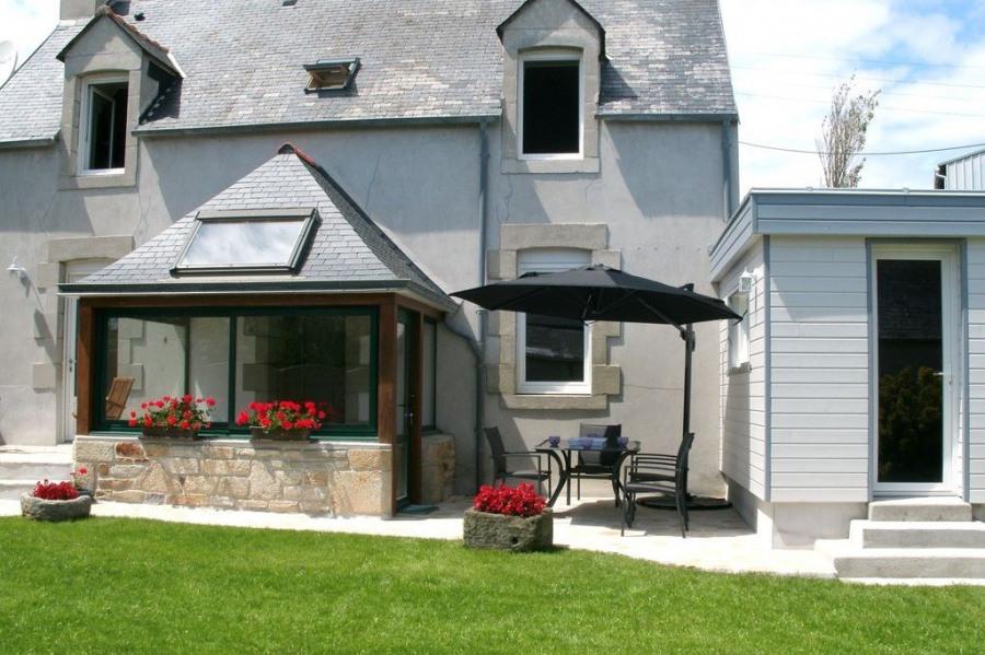 Location vacances Saint-Jean-Trolimon -  Maison - 4 personnes - Barbecue - Photo N° 1