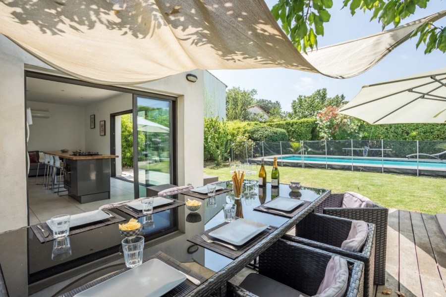 Holiday rentals Lunel-Viel - House - 6 persons - Garden - Photo N° 1