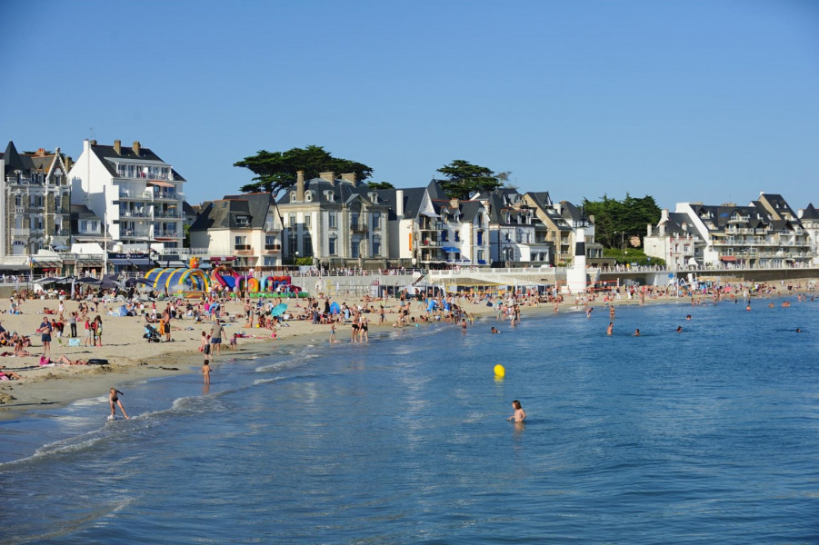 Location vacances Quiberon -  Appartement - 4 personnes - Chaise longue - Photo N° 1