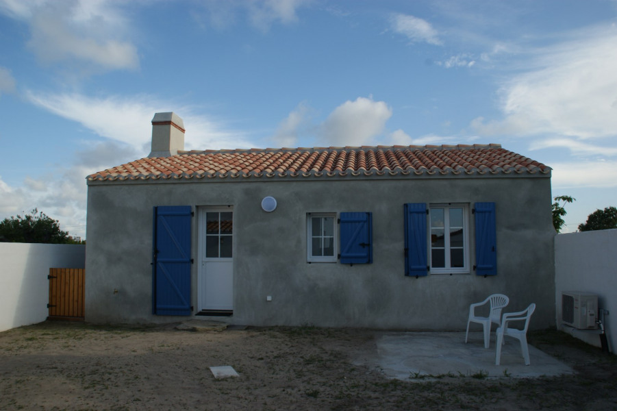 Location vacances Noirmoutier-en-l'Île -  Maison - 4 personnes - Barbecue - Photo N° 1