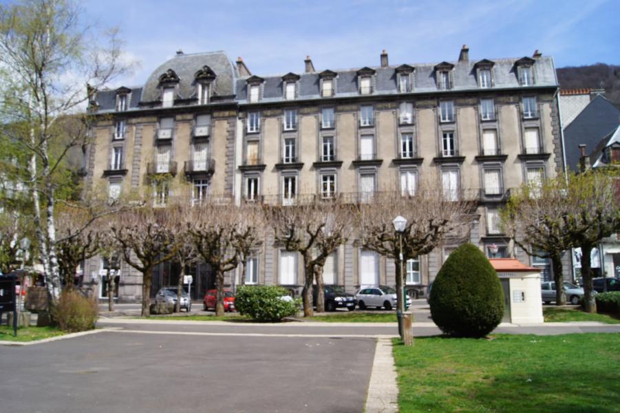 Location vacances Mont-Dore -  Appartement - 5 personnes - Jeux de société - Photo N° 1