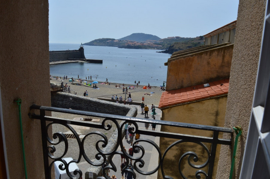 Appartement pour 2 pers., Collioure