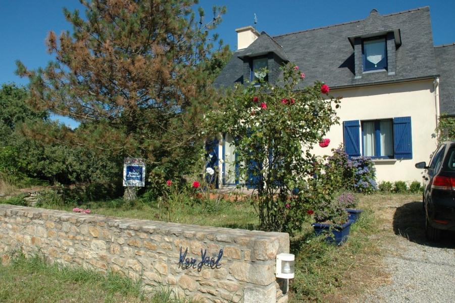 Location vacances Sarzeau -  Maison - 7 personnes - Lave-linge - Photo N° 1