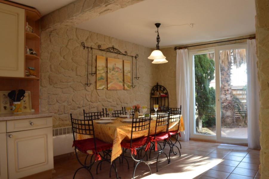 Location vacances Narbonne -  Maison - 6 personnes - Barbecue - Photo N° 1
