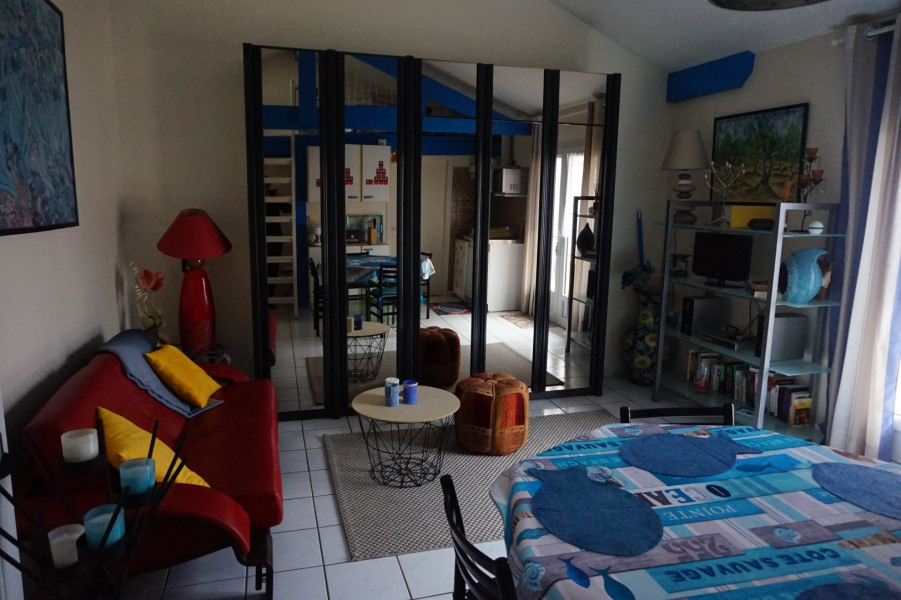 Ferienwohnungen Arès - Wohnung - 4 Personen - Grill - Foto Nr. 1