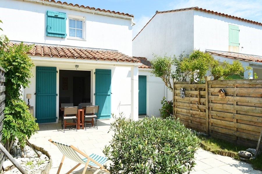 Location vacances Ars-en-Ré -  Appartement - 4 personnes - Lave-linge - Photo N° 1