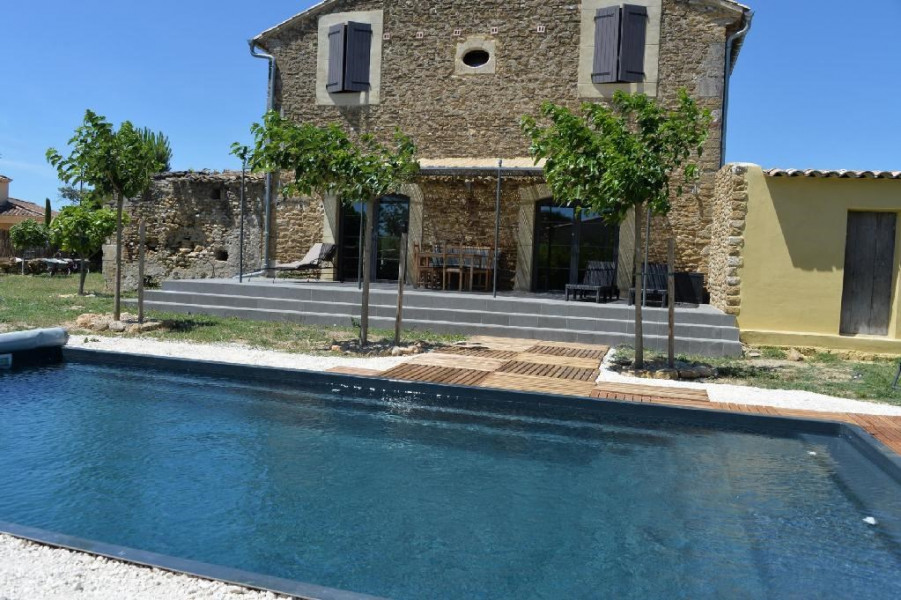 Holiday rentals Bouchet - House - 8 persons - BBQ - Photo N° 1