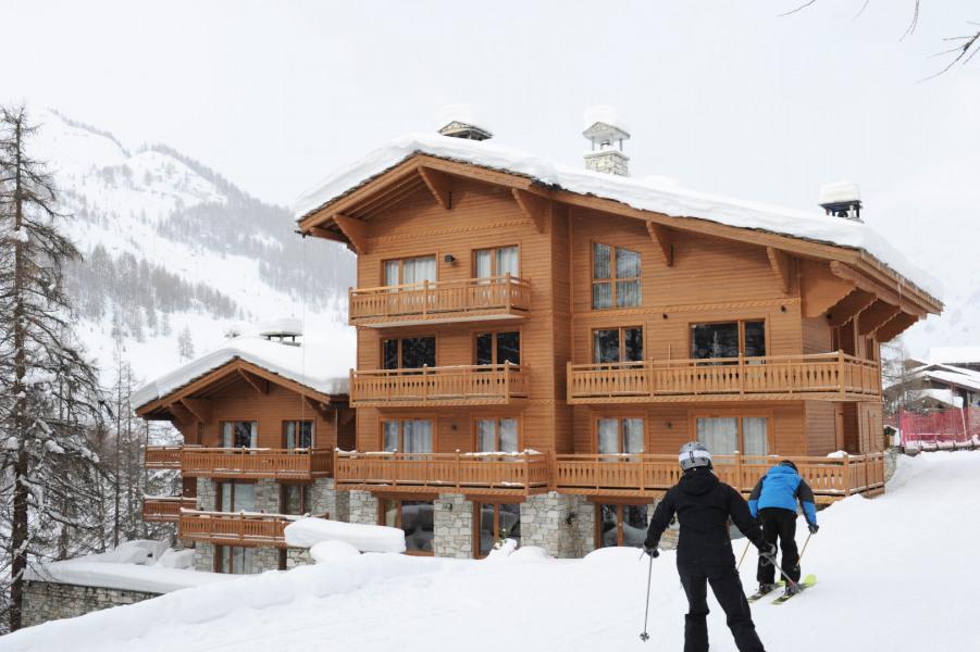 Location vacances Val-d'Isère -  Maison - 12 personnes - Chaise longue - Photo N° 1