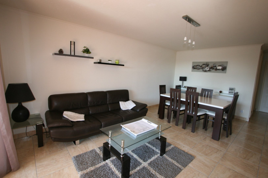 Location vacances Valras-Plage -  Appartement - 4 personnes - Salon de jardin - Photo N° 1