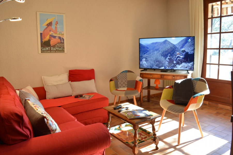 Location vacances Saint-Raphaël -  Appartement - 4 personnes - Lave-linge - Photo N° 1