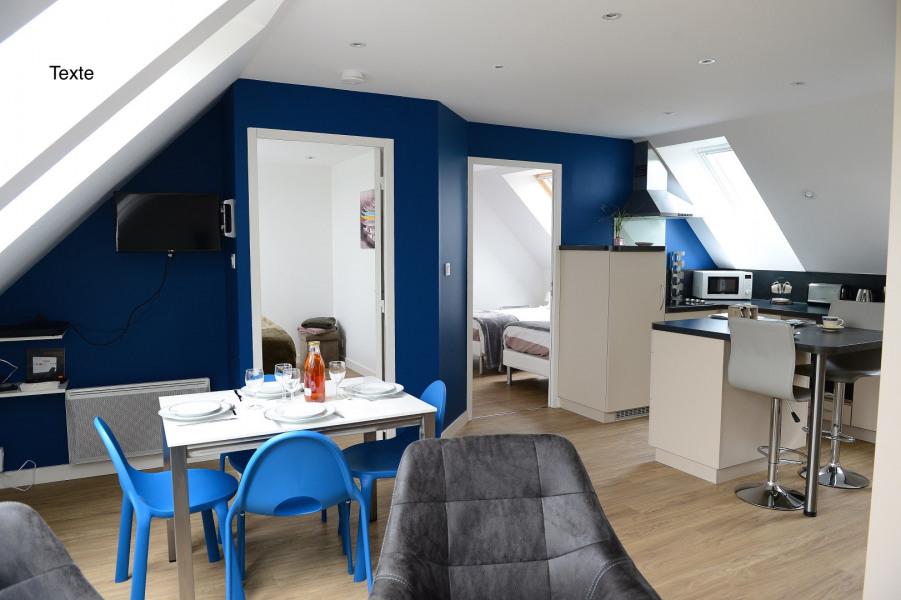 Location vacances Goulven -  Appartement - 4 personnes - Jeux de société - Photo N° 1