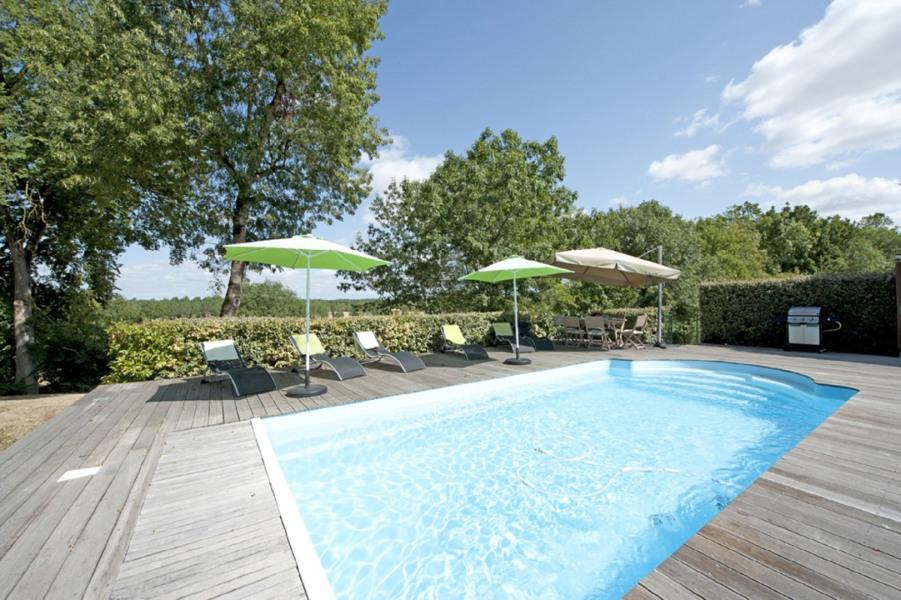 Location vacances Verteuil-d'Agenais -  Gite - 6 personnes - Barbecue - Photo N° 1