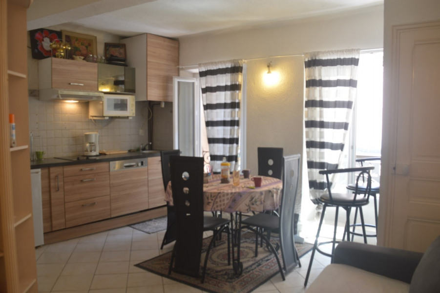 Appt Studio cabine 4 couchages ST RAPHAEL