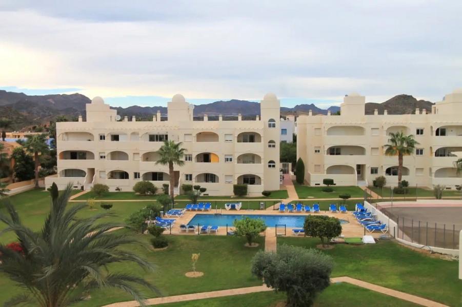 Location vacances Alméria -  Appartement - 4 personnes - Jardin - Photo N° 1