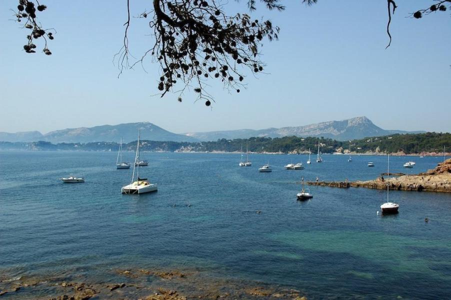 Le Pradet Baie Garonne