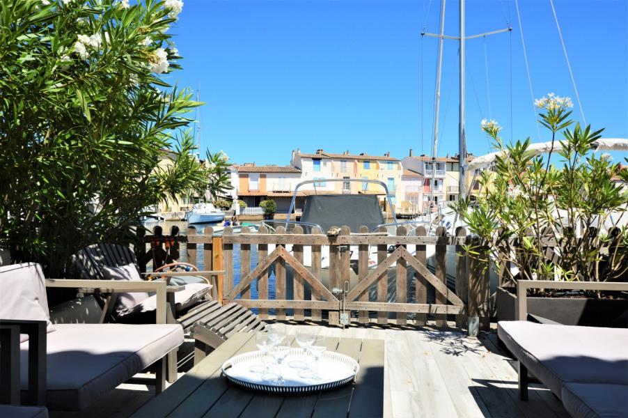 Maison jumelée en bord de marina pour 6 personne(s)