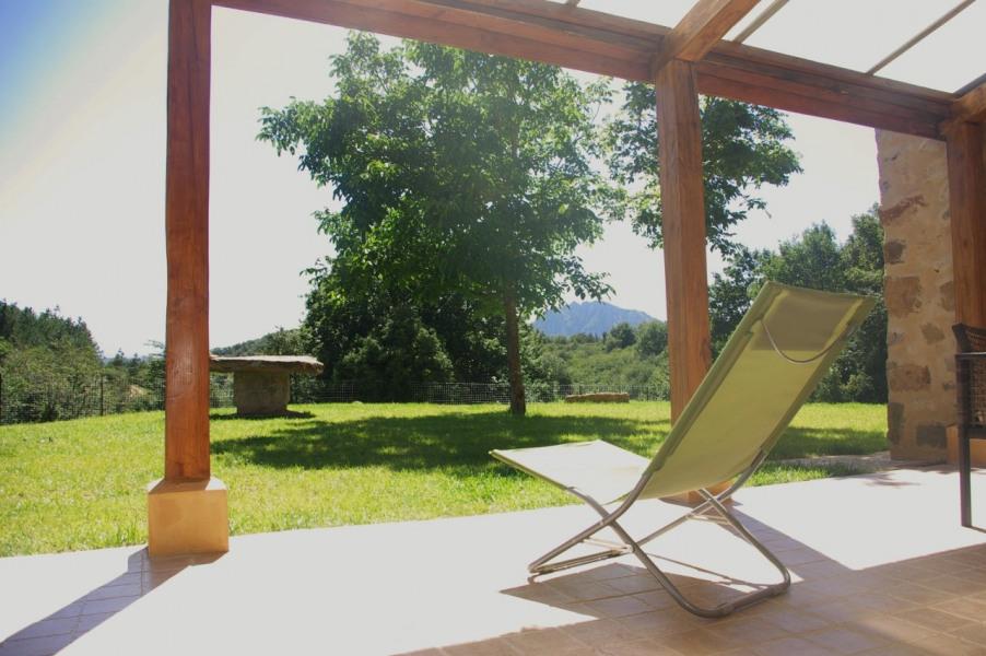 Bergerie du Salbadou, méditation face au Pic du BUGARACH
