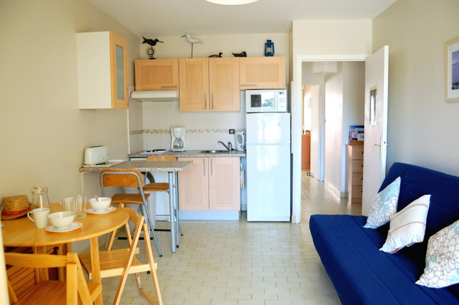 Location vacances Canet-en-Roussillon -  Appartement - 4 personnes - Ascenseur - Photo N° 1