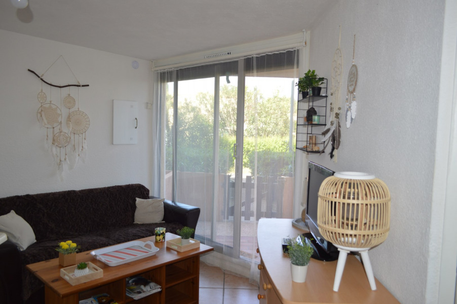 Location vacances Gruissan -  Appartement - 4 personnes - Terrasse - Photo N° 1