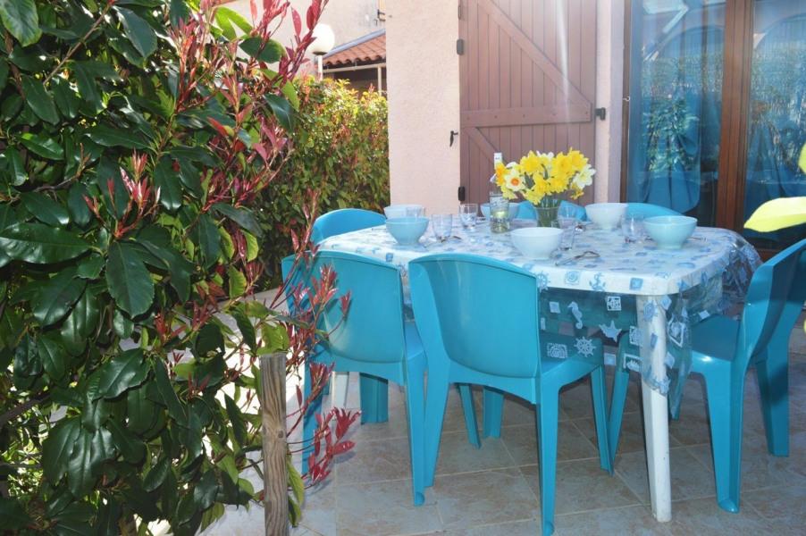 Location vacances Argelès-sur-mer -  Maison - 6 personnes - Lave-linge - Photo N° 1