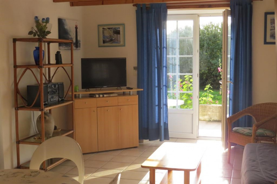 Holiday rentals Quiberon - House - 4 persons - BBQ - Photo N° 1