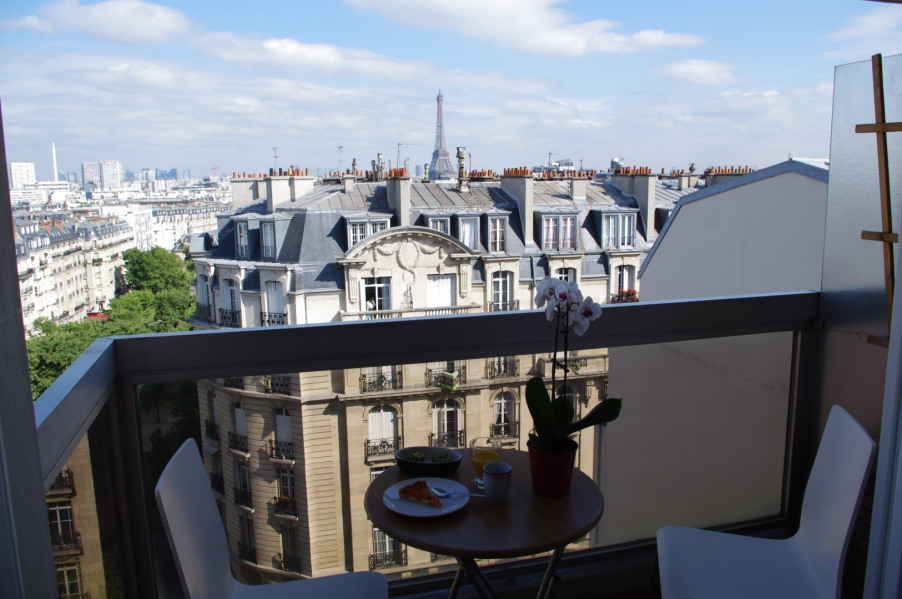 Location vacances Paris 15e Arrondissement -  Appartement - 4 personnes - Câble / satellite - Photo N° 1