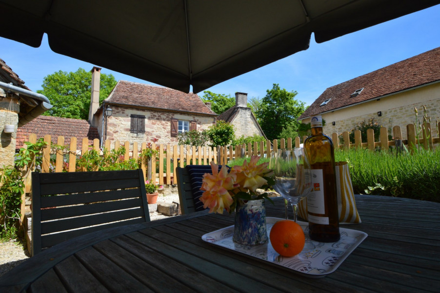 Holiday rentals Badefols-d'Ans - Cottage - 3 persons - BBQ - Photo N° 1