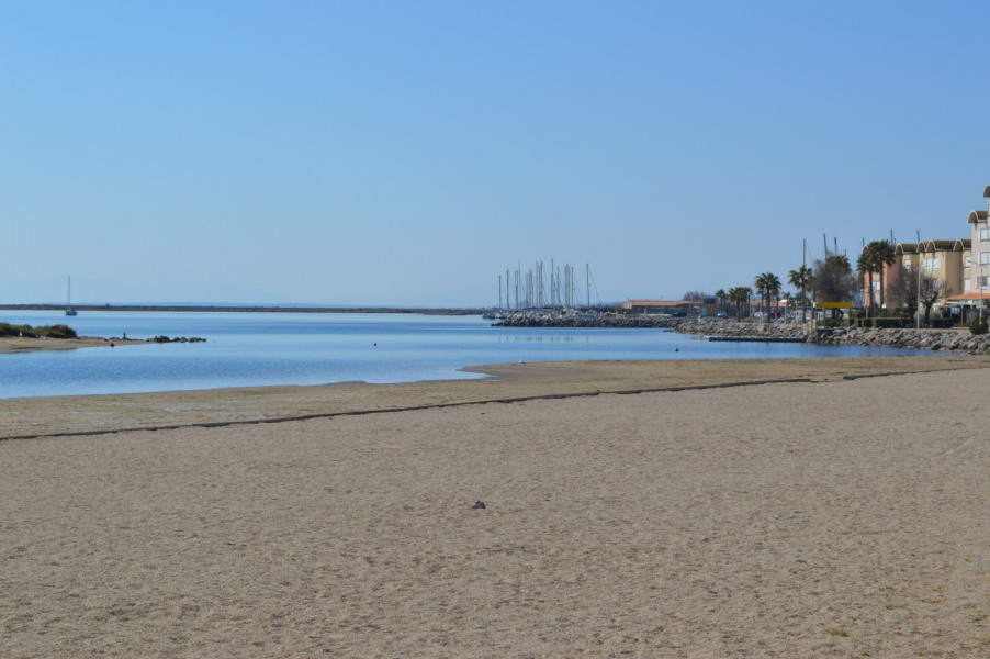 Holiday rentals Gruissan - Apartment - 2 persons - Terrace - Photo N° 1