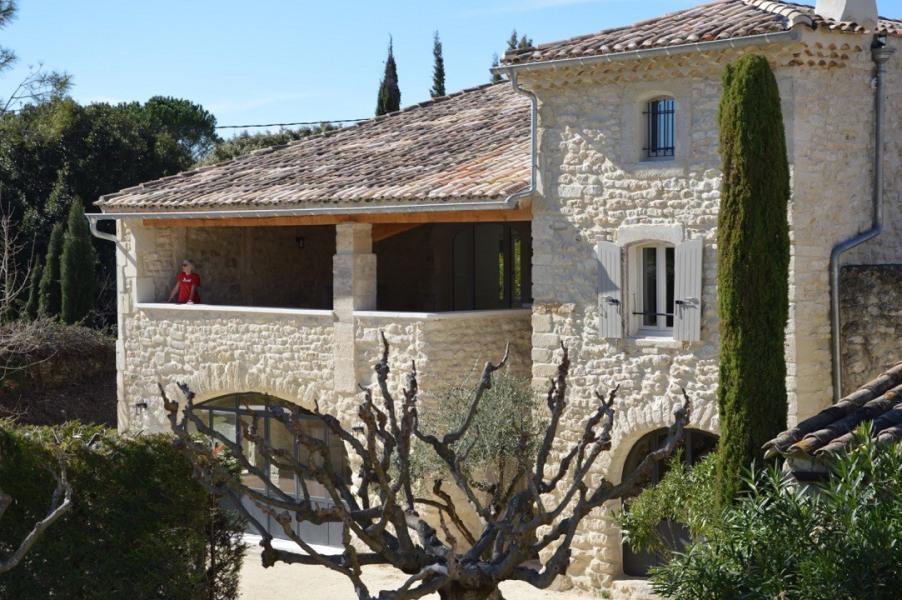 Ferienwohnungen Montségur-sur-Lauzon - Haus - 9 Personen - Liegestuhl - Foto Nr. 1