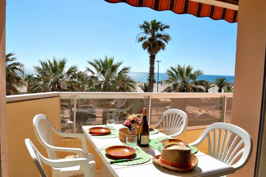 Location vacances Canet-en-Roussillon -  Appartement - 5 personnes - Balcon - Photo N° 1