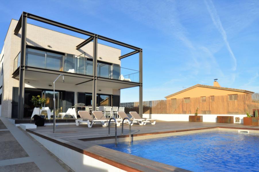 Maison avec piscine privée, dans un quartier résidentiel calme à Calella de Palafrugell, Costa Brava