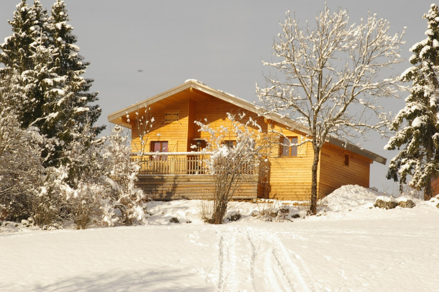 Holiday rentals Saint-Laurent-en-Grandvaux - House - 8 persons - BBQ - Photo N° 1