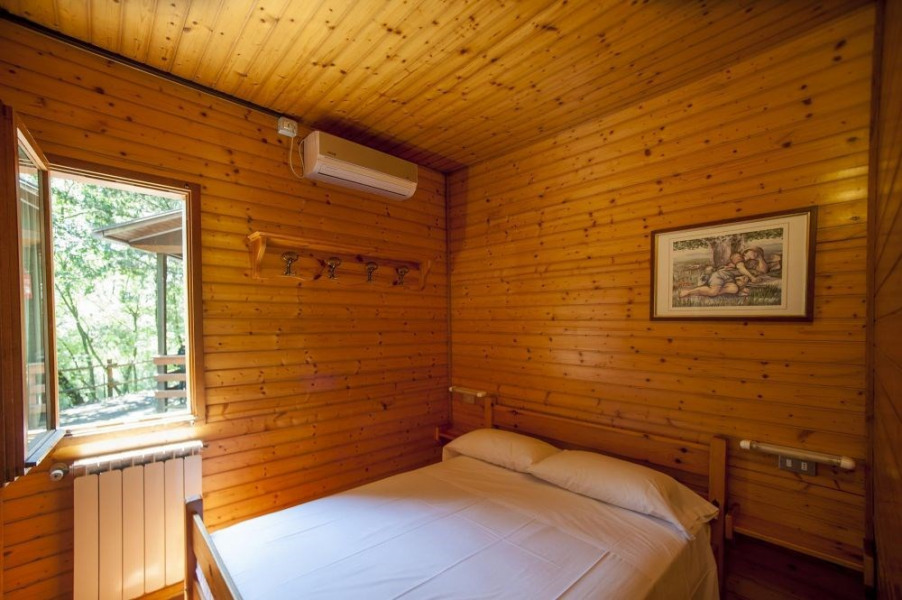 Camping Village Panoramico Fiesole, 200 emplacements, 26 locatifs