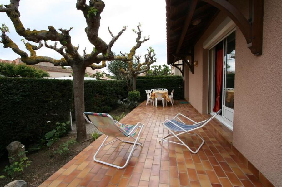 Maison  pour 6 personnes avec terrasse ombragée