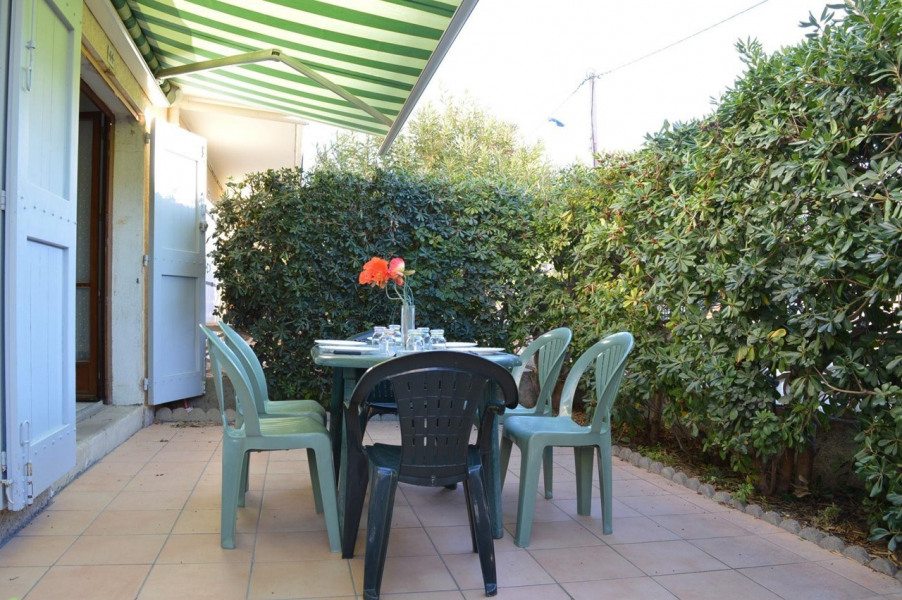 Location vacances Fleury -  Appartement - 6 personnes - Lave-linge - Photo N° 1