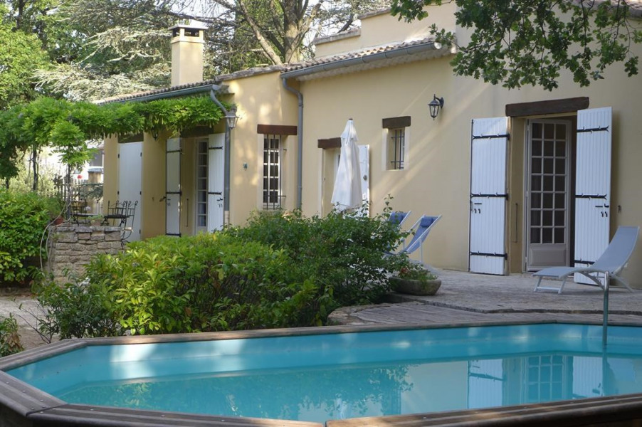 Location vacances Suze-la-Rousse -  Maison - 6 personnes - Barbecue - Photo N° 1