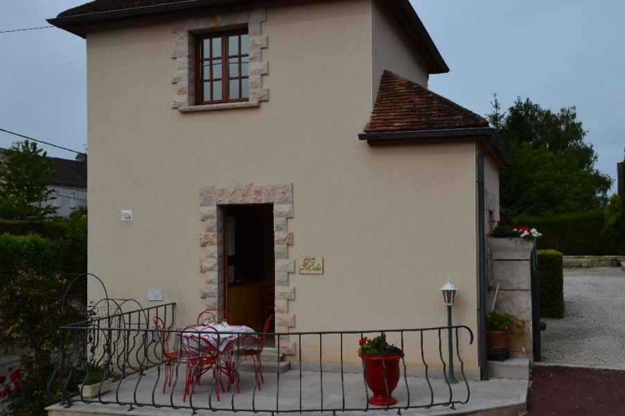 Location vacances Ladoix-Serrigny -  Maison - 4 personnes - Barbecue - Photo N° 1