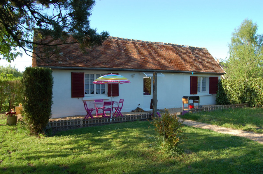 Location vacances Romorantin-Lanthenay -  Gite - 4 personnes - Barbecue - Photo N° 1