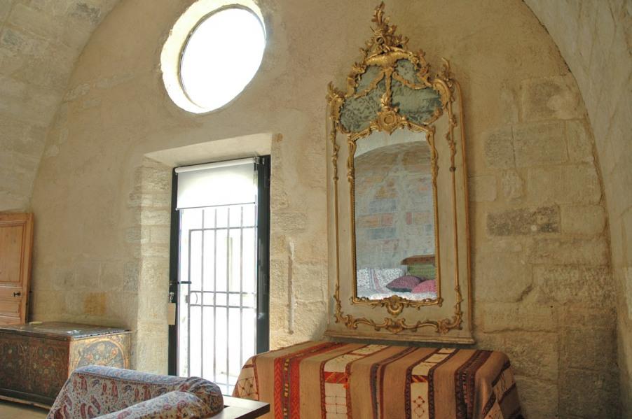 Salon dans la chapelle du 13e siècle