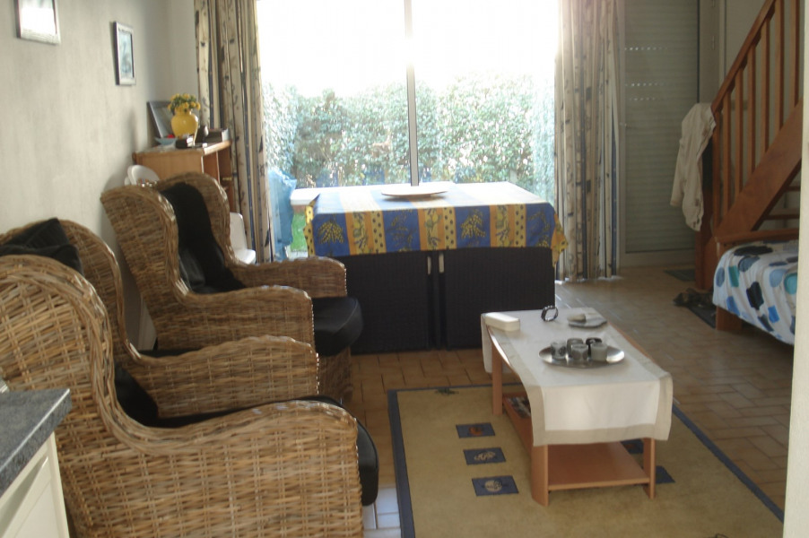 Holiday rentals Roscoff - House - 4 persons - BBQ - Photo N° 1