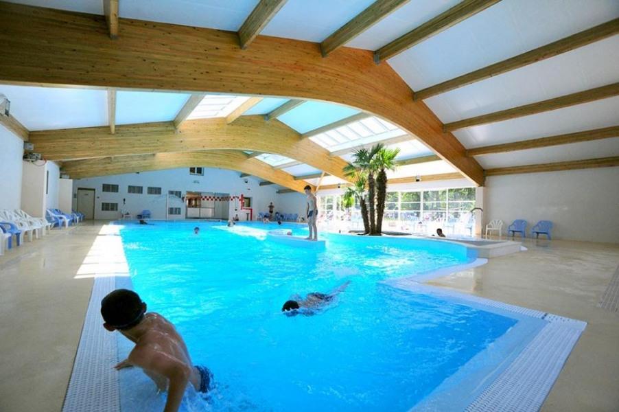 Cottage Premium 2 personnes (27 m²) - Camping 4* Les Sables de Cordouan à La Palmyre (17)