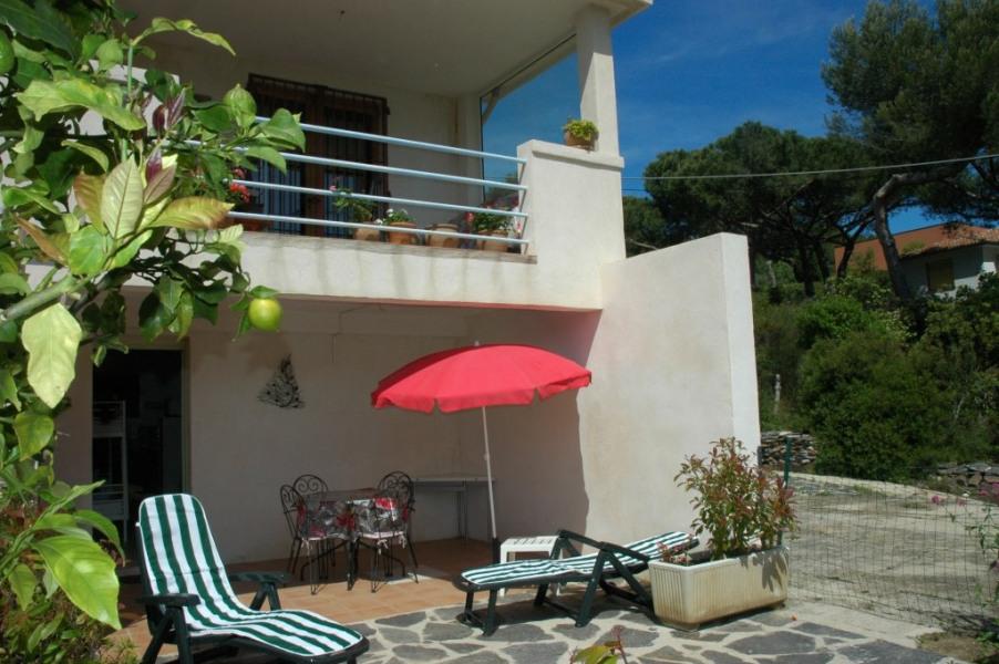 Location vacances La Croix-Valmer -  Appartement - 4 personnes - Chaise longue - Photo N° 1
