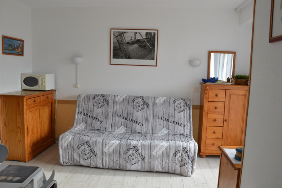 Holiday rentals Étel - Apartment - 4 persons - Deck chair - Photo N° 1